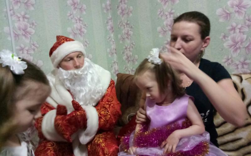 Викуся, Настенька и Максим